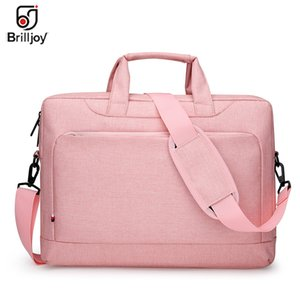 Briefcase Laptop bag Sleeve Case Shoulder Bag HP Carrying Case For pro13 14 15.6 inch Macbook Air ASUS Acer Lenovo Dell handbag