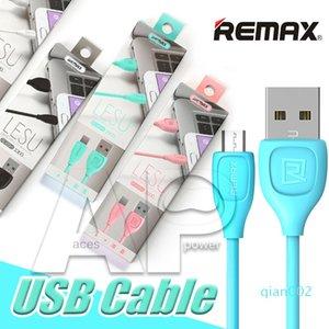 Original Remax Typ C 1M 3FT USB Micro-Ladekabel V8 Micro Ladedatenkabel für Samsung Galaxy Note 10 Plus-Mate-30