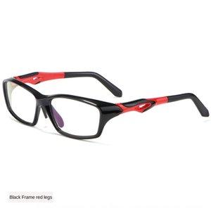 Bangwei 새로운 농구 농구 - 땀 방지 대형 프레임 야외 미끄럼 방지 TR90 프레임의 tr8021 안경 안경