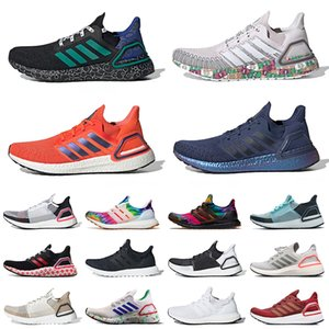 size 36-47 ultra boost ultraboost 20 Utraboost 20 Nuova qualità ISS US National Lab Solar Red Ultra Running Shoes Triple Black Woodstock White Oreo Mens Women Trainers