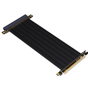 PCI-E X16 16X 3.0'a Erkek Kadın Yükseltici Extension Cable Ekran Kartı Bilgisayar Şase PCI Express Extender Kurdele 128g / Bps için