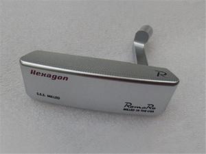 Romaro Hexagon Putter Romaro Hexagon Golf Putter Romaro Golf Club 33/34/35 pollici Pozzo d'acciaio Copertura Testa Con uu01 #