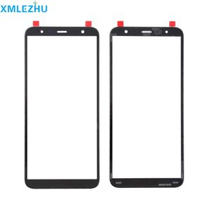 Samsung Galaxy J6 J600 J8 J800 J810 J4 Artı J6 Artı J410 J415 için Cgjxs10pcs Değiştirme LCD Ön Dokunmatik Ekran Cam Dış Mercek