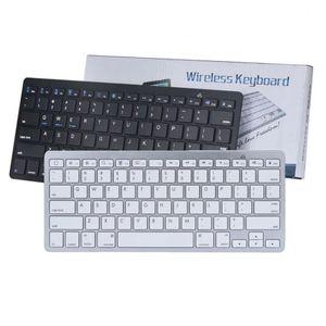 Professional Ultra-slim Wireless Bluetooth Keyboard 78 Keys Bluetooth 3.0 Teclado Universally Compatible for iOs Windows Android X5