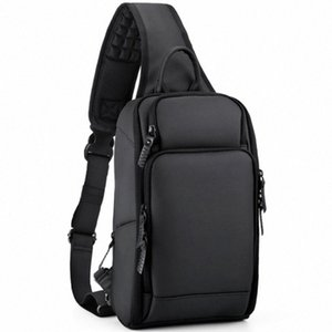 Multifunction Mens Shoulder Bag Anti Theft Crossbody Bags For Men USB Port Shoulder Messenger Bag nqrw#