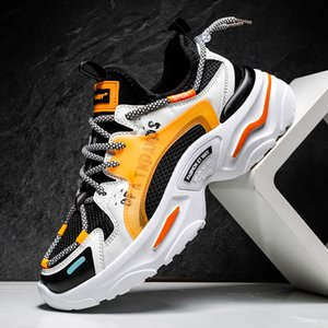 ACGICEA Marca New sapatas Running Men resistente ao desgaste Luz baratos respirável malha Air sapatos de desporto Academias 2020 Jogging Sneakers