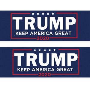 Donald Trump Car Stickers 7.6*22.9cm Bumper Sticker Keep Make America Great Decal for Car Styling Vehicle Paster AAB1121
