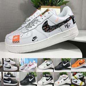 Nike Air Force 1 One Af1 Großhandel 10X Forces Low Airs Kissen 1 Eine Laufschuhe für Männer Die Pure White Sports Trainer Frauen Designes Schuhe US5.5-11 SDR7U