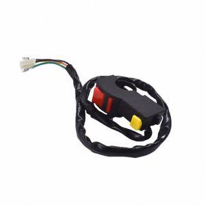 Kill Switch pulsante di avvio Per PIT PRO PIT Bike Trail Bike Dirt g1B3 #