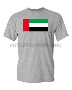 Bandera de Emiratos Árabes Unidos País Uae Nación Tierra Dt Patriótica adulto Camiseta Tee
