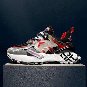 Mode homme dentelle Sneakers up chaussures casual mesh respirant Nouveau Homme chaussures de marche légères A11-92Z