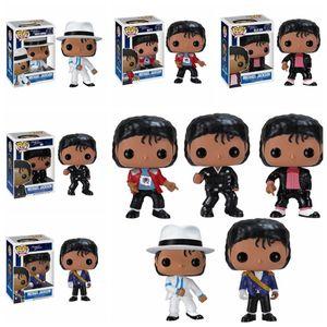 Michael Jackson Action Figure Anime Figure Bebekler Beat Billie Jean Kötü Vinil Koleksiyonu Modeli Çocuk Oyuncakları Çocuk Doğum Günü Hediyesi
