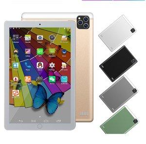 النظام الجديد 10.1 بوصة اللوحي الجيل الثالث 3G / 4G الهاتف الثماني النواة واي-فاي بلوتوث 6GB + 64GB بطاقة سيم المزدوج يدعم أندرويد 8.0 اللوحي