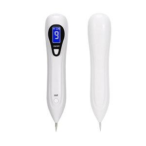 Plasma Pen Laser Mole Wart Tattoo Removal maquiagem Pen Mancha Escura Fleshy Nevo Sarda Remove indolor face Cleaner Skin Care beleza máquina