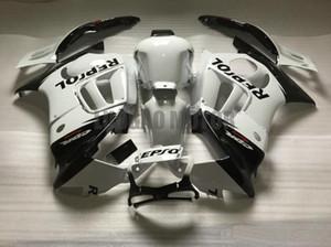 ABS Fairings kit + Geschenke für HONDA CBR600 F3 1995 1996 CBR600 95 96 CBR600 F3 95-96 Körperabdeckung + Windschutzscheibe #white BLACK REPSOL # 7G34R
