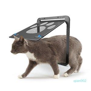 애완 동물은 발 모양이 작은 강아지 개 고양이 도어를 들어 창 화면 고양이 가구 Scratchers RRA1738 안티 - 물린 인쇄 소모품