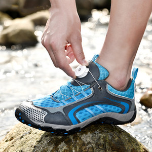 Mens Trekking Shoes Hiking Shoes Mountain Walking Sneakers Men Cycling Sneakers Footwear Breathable Climbing Shoes Man