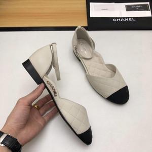 Fedonas kurze Mode-Frauen-beiläufige Mary Janes Schuhe 2020 Frühling-neuer Schmetterling-Knoten-Spitze Zehe-starke Ferse Flache Schuhe Frau