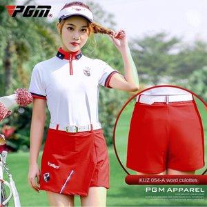 sport de golf shorts d'été pour les femmes PGM A pantalons sport pantalons JUPE LINE pantalons pantalons habillés en ligne A- femmes
