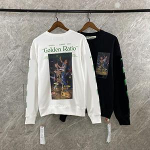 Los nuevos Mens del diseñador sudaderas con capucha de otoño del resorte de Hiphop Sudadera algodón de manga larga masculinos Sudaderas Jerseys Ropa Hombres Mujeres