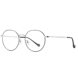 2020 Women Men Glasses Anti Blue Light Blocking UV400 Eyewear Clear Lens Reading Computer Myopia Prescription Vintage Retro 1903