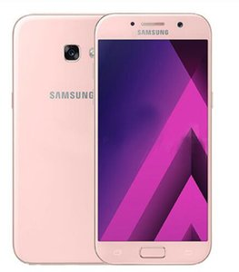 Refurbished Original Samsung Galaxy A5 2017 A520F 5.2 inch Octa Core 3GB RAM 32GB ROM 16MP 4G LTE Android Mobile Phone
