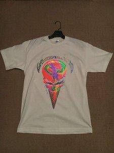 Vintage 1990 Grateful Dead Chicago dead liquid T shirt size S 5XL
