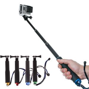 Extendable for Go Pro Stick Handheld Palo Selfie Sticks Monopod for GoPro HERO 5 4 6 7 3+ 3 2 1 SJ4000 for Xiaomi Yi 36 inch 92cm
