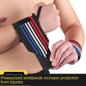 Спорт wristb Protective сжатия бадминтона регулировки бандаж руку помощи браслете тяжелой атлетике фитнес баскетбол бадминтон защитные