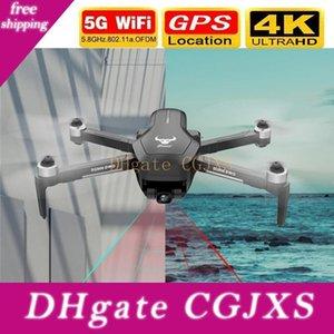 Rctown Sg906 Pro Drone 4k Alta Definición mecánica cardán cámara 5g Sistema GPA Wifi Soporta TF tarjeta de vuelo de 25 min Distancia RC 1 0,2 kilometros