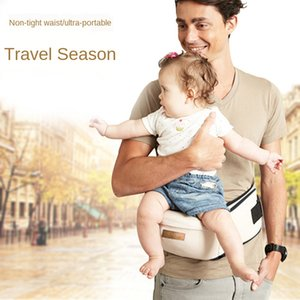 Bebek Eğim 30 Bebek Bel Dışkı Koltuk Dışkı Taşıyıcı Seyahat Pamuk Waist Dereceler