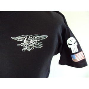 US NAVY SEAL T shirt Men SPECIAL FORCES US MARINE CORP SEAL TEAM 6 casual tee 100% cotton USA Size S-3XL 0924