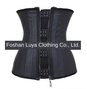 uQ5v8 Nuovo 25 pezzi di abbigliamento Palazzo gomma body-shaping corpo-shaping in acciaio-Bone lattice lattice sigillo del corsetto della vita cintura addominale