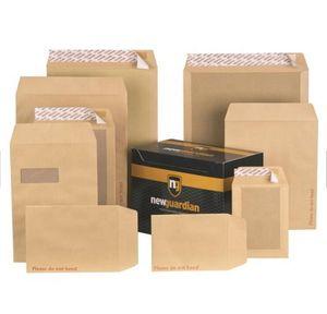 DIY OEM ODM impression personnalisée Coated papier d'emballage peau Soins des cheveux CARTON enveloppe brune fenêtre cartes de voeux de Noël d'impression