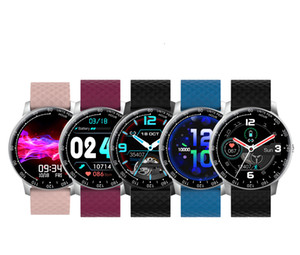 Smartwatch Health Exercise Tracker Female Physiological Reminder Pedometer Custom Dial Sedentary Remind Smart Watch H30
