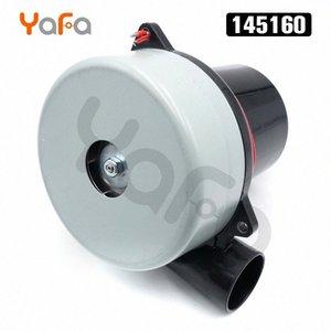 ventilador 145.160 DC12 / 24V sin escobillas ventilador centrífugo, ventilador de aire para la absorción de polvo, máquina de alimentación, sembrando WM145160-12 / 24 4e5b #