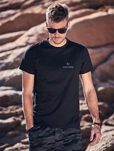 Mens Designer T-Shirt Designer lässige Kurzarm Mode Shark Druck-Qualitäts-Mann-Frauen-Hip Hop-T-Shirtsvltn T05vltn wehrt