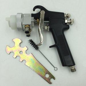 High Quality Air Spray Gun Hand Manual Spray Gun Nozzle 1.3mm Nano Chrome