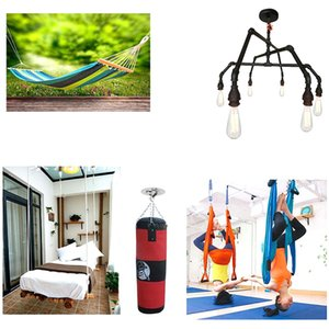 qualitySandbag Hook Fixed Plate Set Aerial Yoga Hammock Hanging Plate Fixed Load-bearing Swing Fixed Buckle Yoga Hammock Buckle