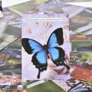 Oracle Vorstand Schmetterling Änderungen Karten Leben 44 Geburtstag für Partei-Geschenk-Karten-Playing Game Karten Spiel Tarot Brett bbyhUU bdesports