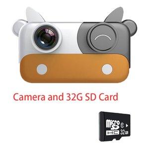 20MP WIFI Kids Camera 2.3 inch HD Screen 600mAh Long Standby Built-in Cartoon Photo Frames Kids Digital Camera Gift For