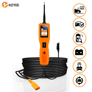 KM10 Car Circuit Tester Automotive Scanner Integrated Power Diagnostic tool 12V 24V auto Electrical Current Voltage Test