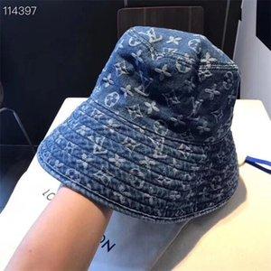 Alto calidad del sombrero del cubo casquillo de la manera Marca Tacaño Brim sombreros respirable ocasional Armarios sombreros al por mayor 8412