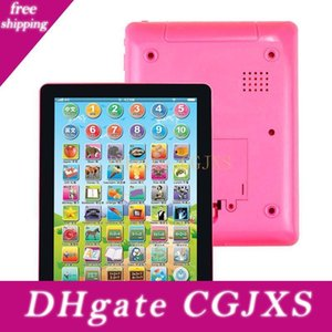 Kids Computer Tablet Toy Electronic Chinese English Funny Interactive Learning Study Machine Early Educational Toys For Children