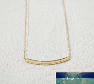 Heißer Verkauf Hippie-Chic Bogen Anhänger Halskette aus böhmischer Art und Weise Frauen neclaces 2016 ms dünne Halskette
