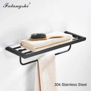 Wand Black Steel Falangshi Toilette 304 Hardware Wb8844 Halter Seifen Rack-Haken-Halter-Tuch-Geschirr Edelstahl Badezimmer Papier Montiert hlLzw