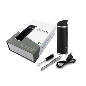 Otantik İmparator Penguins 2.0 Sürüm Buharlaştırıcı Kuru Herb Dab Kalem 2200 mAh Sıcaklık Kontrol Sigara Kalem 5 Renk Seçmek için