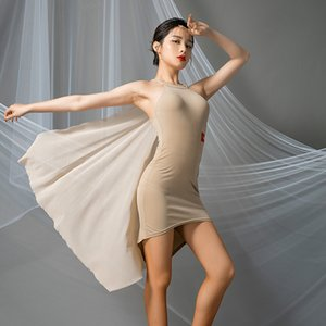 Latin Dance Dress Women Competition Clothes Rumba Practice Costumes Samba Tango Cha Cha Tap Dancing Clothes Gatsby Party VO1066