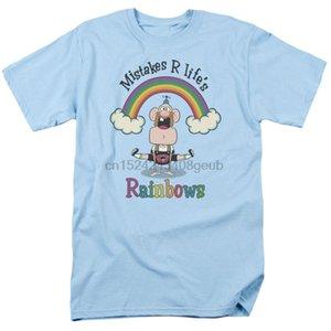 Los arco iris camiseta de errores tío abuelo de dibujos animados R Vida Todos los tamaños