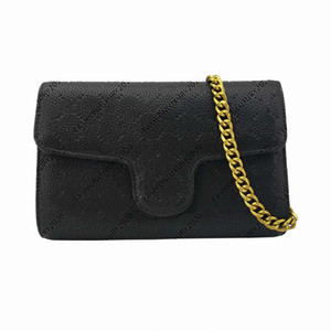 Newest Women Clutch Bags Small purse Golden chain Shoulder Crossbody bag Messenger Bags High Quality PU Leather Lady Fashion tote Handbags